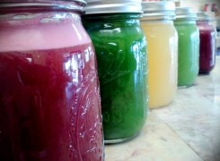 Cooling Juices